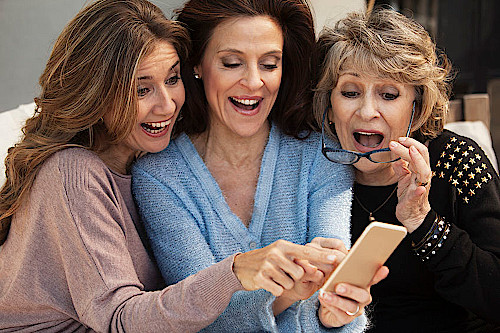 Mature Adult Tech Training - Learn Hidden iPhone Settings and Shortcuts