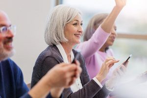 Mature Adult Tech Training - Plano Older Adult Tech Training