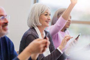 Mature Adult Tech Training - Plano Older Adult Tech Training