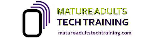 Mature Adult Tech Training - Plano Area Tech Training and Tutoring
