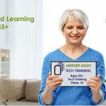 Mature Adults Tech Training - Become Your Own Tech Expert