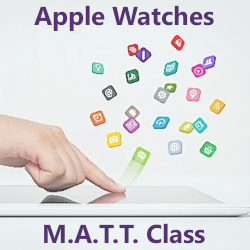 Mature Adults Tech Training - Apple Watches Class