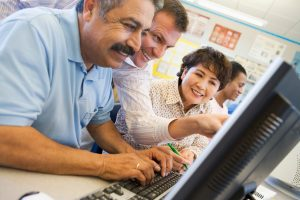 Mature Adult Tech Training - Importance of Relevance in Adult Learning